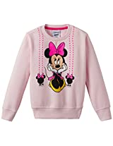 Disney Girls' Minnie Sweater