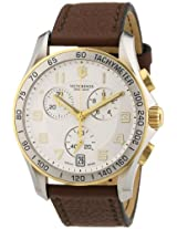 Victorinox Swiss Army Men's 241510 Chrono Classic Silver Chronograph Dial Watch Watch