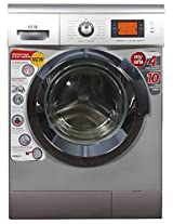 IFB Senator Aqua SX 1400RPM Front-loading Washing Machine (8 Kg, Silver)