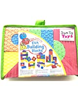 Sun Ta Toys Eva Building Blocks New Textures