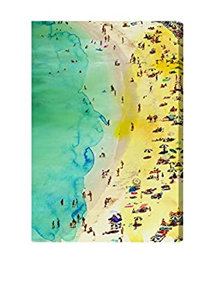 Oliver Gal 'Italian Summer' Canvas Art