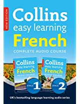 Collins Easy Learning Audio Course - Complete French: Language Learning the easy way with Collins (Collins Easy Learning Audio Course)