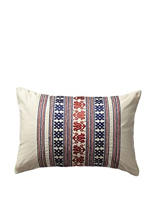 Echo Cozumel Decorative Pillow (Turtledove)