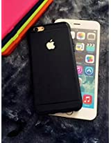 Tarkan Thick TPU Top Grade Royal Protective Back Case Cover For Apple iPhone 6 Plus 5.5 inch [Black]