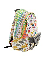 Aztec Adventure Backpack White
