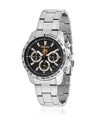 Seiko Reloj SSB073P1 Negro
