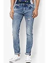 Blue Slim Fit Jeans (Michael) Flying Machine