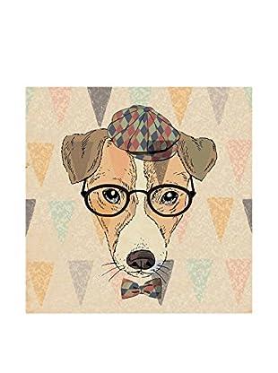 ReallyNiceThings Panel Decorativo Dog Senior