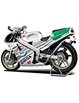 1/12 Bike Series No.105 Honda 89 Nsr250 R Sp Custom Parts With By Aoshima