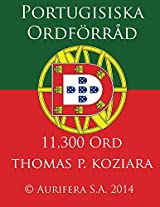 Portugisiska Ordforrad (Swedish Edition)