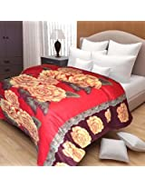 Sai Arpan Designer Double Bed Soft- Light Blanket Assorted