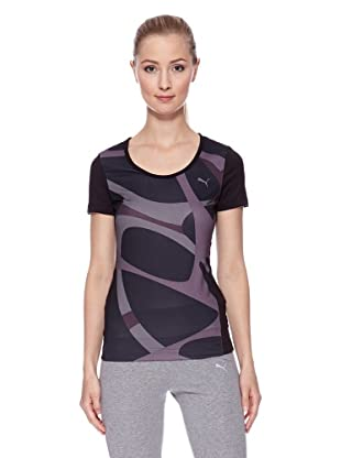 PUMA T-Shirt Essential Graphic Tee (Schwarz)