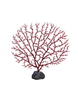 Imported Aquarium Fish Tank Artificial Red Coral Ornament Underwater Plants Decorate