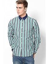 Multi Colour Checks Full Sleeve Shirt