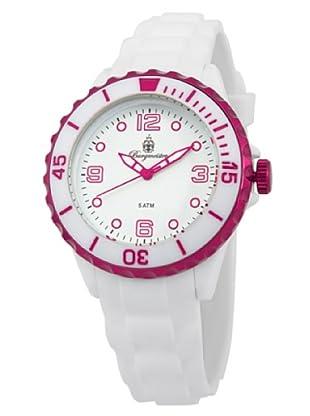 Burgmeister Damen-Armbanduhr XS Analog Quarz Silikon BM604-586B