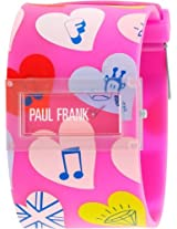 Paul Frank Unisex Bbju0303 Beep Beep Watch
