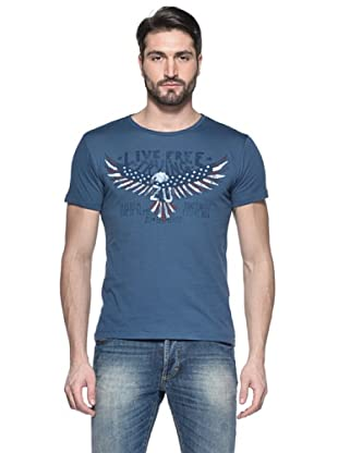 Zu Element Camiseta Speed Rebel (Azul Oscuro)