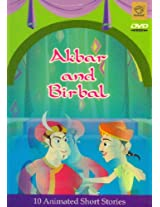 Akbar and Birbal (10 Animated Short Stories) (DVD) - Super Audio (Madras) Pvt...