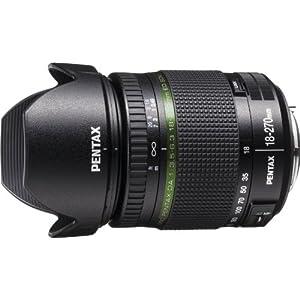 【クリックで詳細表示】Amazon.co.jp|PENTAX 高倍率ズームレンズ DA18-270mmF3.5-6.3ED SDM Kマウント APS-Cサイズ 21497|カメラ・ビデオ通販
