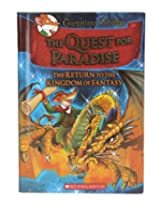 Scholastic - The Quest For Paradise
