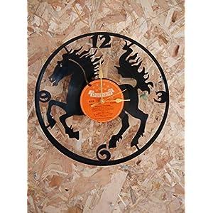 Samaya Horsey Designed Wall Clock