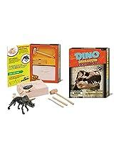 Dino Skeleton Dig Learn About Dinosaur Skeletons!