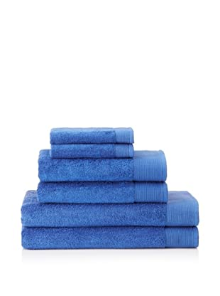 Schlossberg Sensitive 6 Piece Towel Set (Pacific)