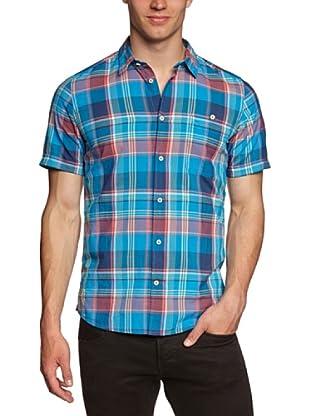 Tom Tailor Camisa Claudy (Azul)