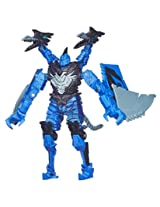 Transformers Movie 4 Power Battlers W1R214 Strafe, Multi Color