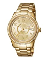Esprit Analog Gold Dial Women's Watch - ES105432007