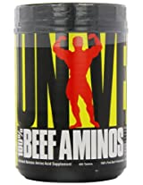 Universal Nutrition 100 Percent Beef Aminos - 400 Tablets