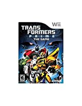Activision Transformers Prime: The Game Wii New Retail 84340