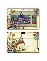Decalrus - Matte Protective Decal Skin skins Sticker for Dell Latitude 10 Tablet with 10.1 screen (IMPORTANT: Must view IDENTIFY image for correct model) case cover Latitude10-137
