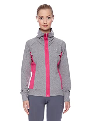 PUMA Move Sweat Jacke (athletic grau heather)