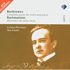 Complete Works for Violin & Piano / Morceaux Salon