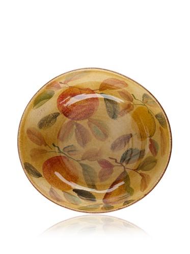 Modigliani Frutta Laccata Deep Bowl, 12.5