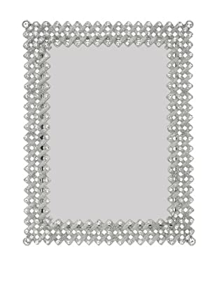 Olivia Riegel Lattice Frame with Swarovski Crystals (Silver)