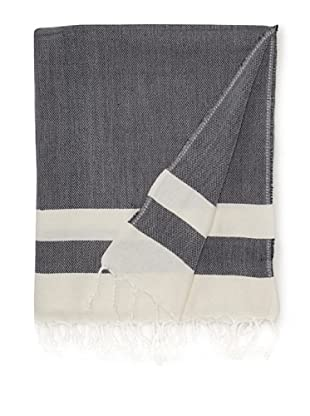 Nine Space Kadikoy Fouta Towel (Navy)