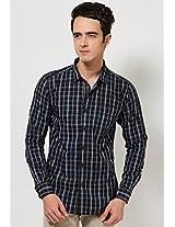 Navy Blue Casual Shirt Basics