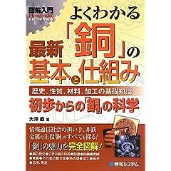 図解入門 よくわかる最新「銅」の基本と仕組み (How‐nual Visual Guide Book)