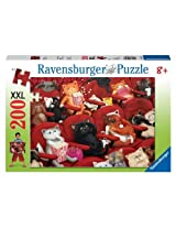 Kitty Cinema 200 Piece Puzzle By Ravensburger