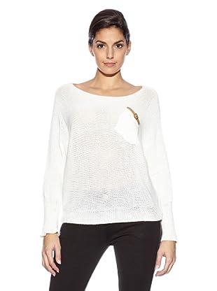 Love U Pullover Audrey (Weiß)