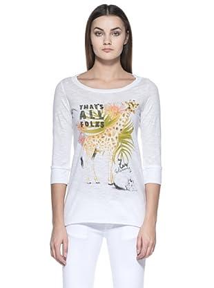 Zu Element Camiseta Greensleeves (Blanco)