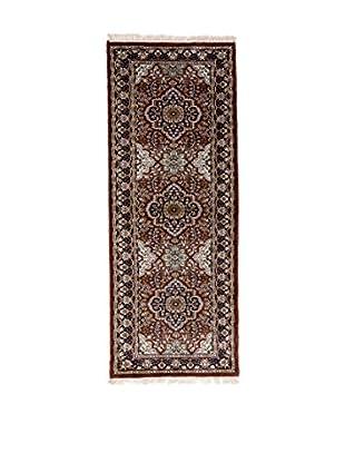 RugSense Alfombra Taj-Mahal Marrón/Multicolor 192 x 61 cm