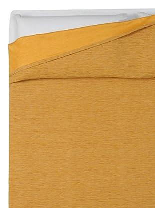 HomeTrends Copriletto Finiseta Liscio (Oro)