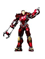 Iron Man 3 - 1/6 Limited Action Figure: Iron Man Mark 35 (Red Snapper) (2nd Production)