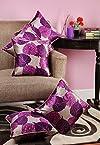Peepal Leaf Cushion Covers(Set Of 5)