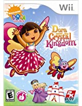 Dora the Explorer: Dora Saves the Crystal Kingdom - Nintendo Wii