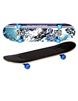 Strauss Bronx BW Skateboard (Anti-Skid)