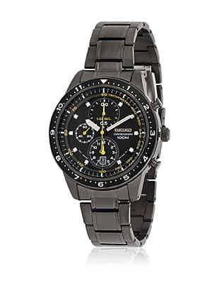 Seiko Reloj SNDF43P1 Negro / Amarillo
